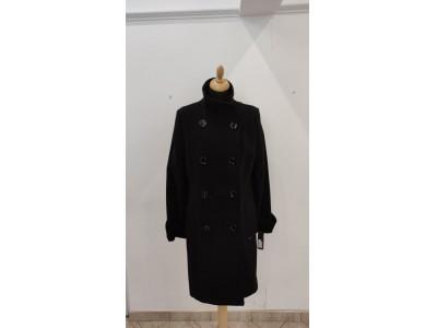 kabát dvouřadý 1907/black