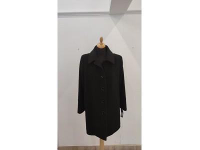 kabát dlouhý 1919/black