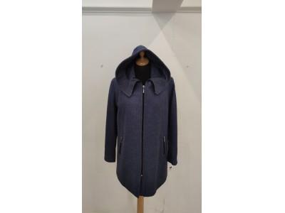 kabát s kapucí na zip1934