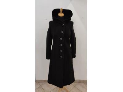 kabát dlouhý s kapucí 2010