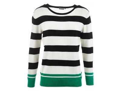 Dámský svetr Fransa green