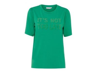 Dámské triko Fransa green/S