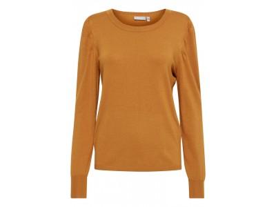 Dámský svetr fransa 20608514/yellow
