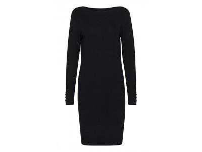 Dámské šaty fransa 20608517/black