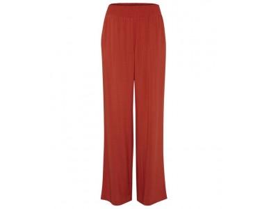 Dámské kalhoty  b.young 20803844/paprika