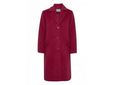 Dámský kabát b.young Aro/Pink