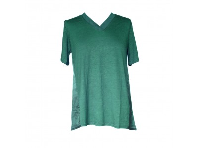 Dámské triko B.YOUNG Sevia majestic green