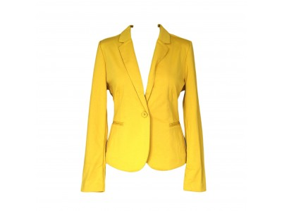 Dámské sako B.YOUNG Rizetta yellow