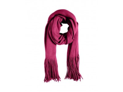Dámská šála b.young Vinni/pink