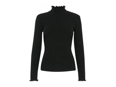 Dámský svetr b.young Knit/black/M