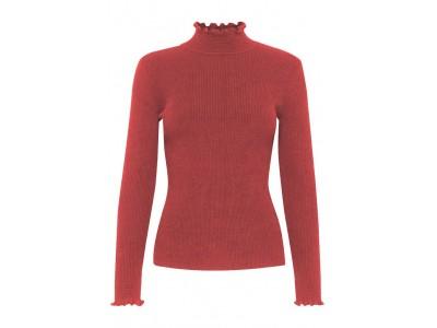 Dámský svetr b.young Knit/red