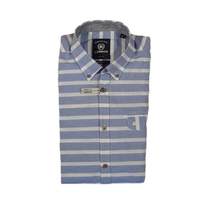 Pánská košile Lerros 2621147 433 Lenka Prachařová Eshop 89648dee2e