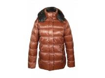 Dámská bunda OPD 7211/rust