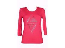 Dámské triko Christa Probst 84481/pink